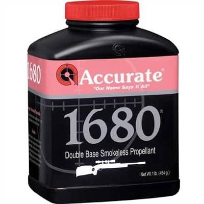 ACCURATE POWDER - ACCURATE 1680 POWDERS