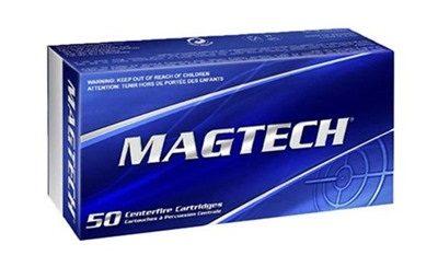 Magtech Ammunition - 9mm 115gr FMJ Amm
