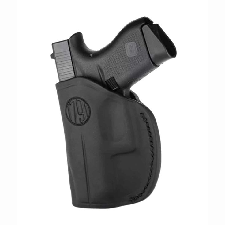 1791 GUNLEATHER - 2 WAY HOLSTER SIZE 4