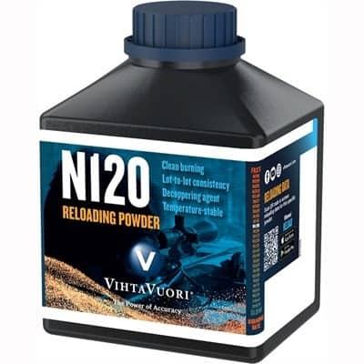 VIHTAVUORI - N120 SMOKELESS RIFLE POWDER