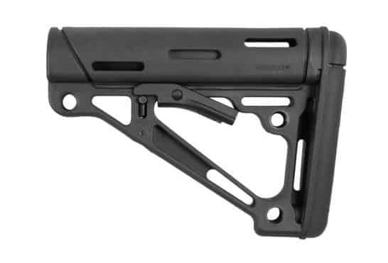 Hogue Overmolded Collapsible Stock