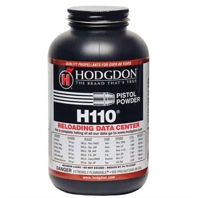 HODGDON POWDER CO., INC. - HODGDON H110 POWDER