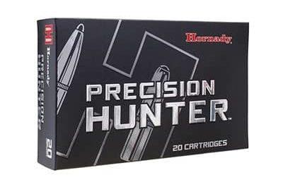 Hornady - Precision Hunter Ammo 6.5mm Creedmoor 143gr ELD-X