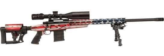 Howa M1500 6.5 CRD Bolt Action Rifle w/ 4-16x50mm Long Range Scope
