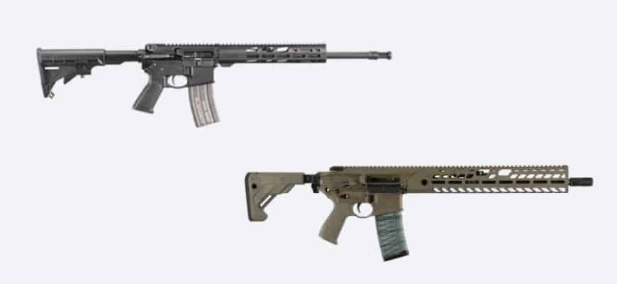 300 Blackout Rifle