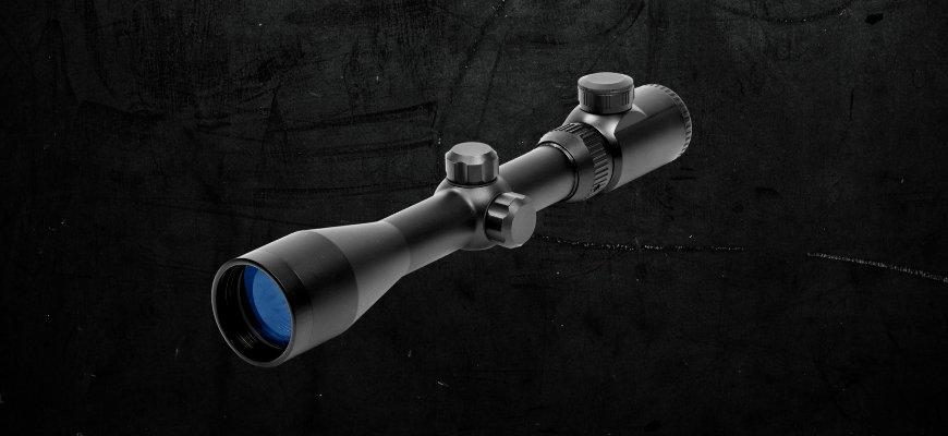 6.5 Creedmoor Vortex Rifle Scopes in black background