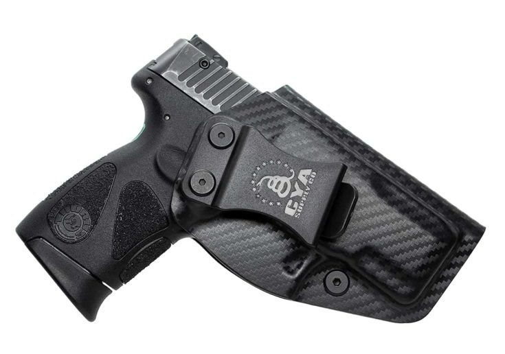 CYA Supply Co. Fits Taurus G2C & PT111/PT140 Millennium G2 Inside Waistband Holster Concealed Carry IWB Veteran Owned Company