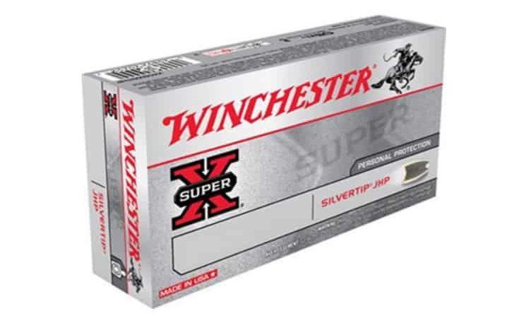 WINCHESTER - SILVERTIP AMMO 45 LONG COLT 225GR HP