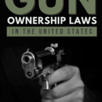Gun Ownership Laws in the United States - Pin