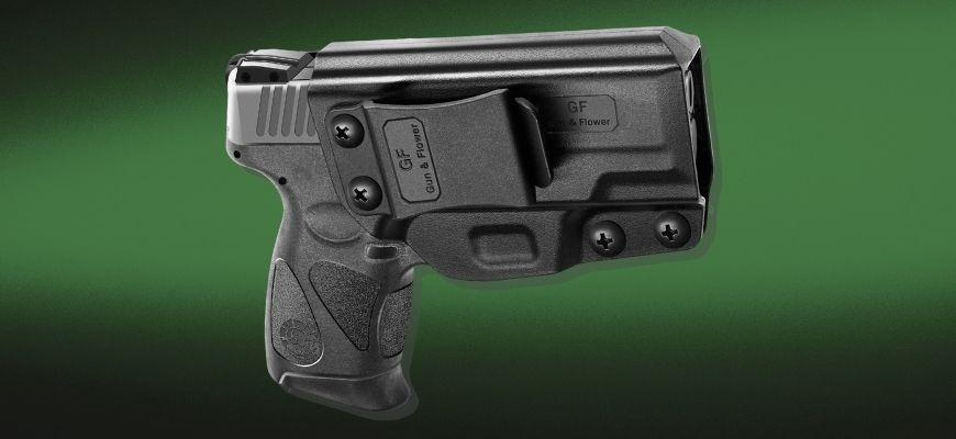 Taurus G2C in green background