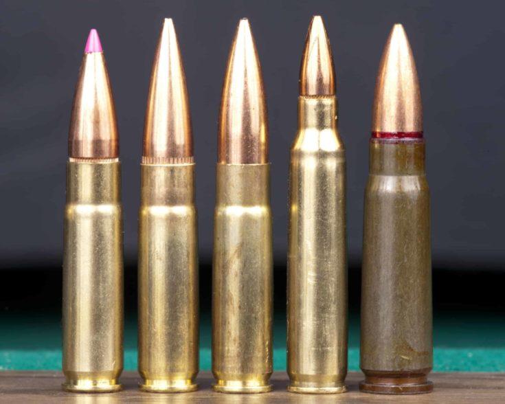 .300 Blackout Bullets
