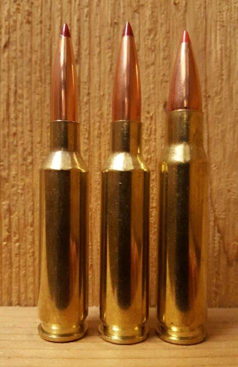 6.5mm Creedmoor Bullets