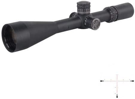 NightForce NXS5.5-22x56mm Riflescope