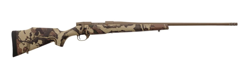 WEATHERBY VANGUARD .6.5-300 MAG BOLT ACTION RIFLE, FIRST LITE FUSION CAMO - VFN653WR8B