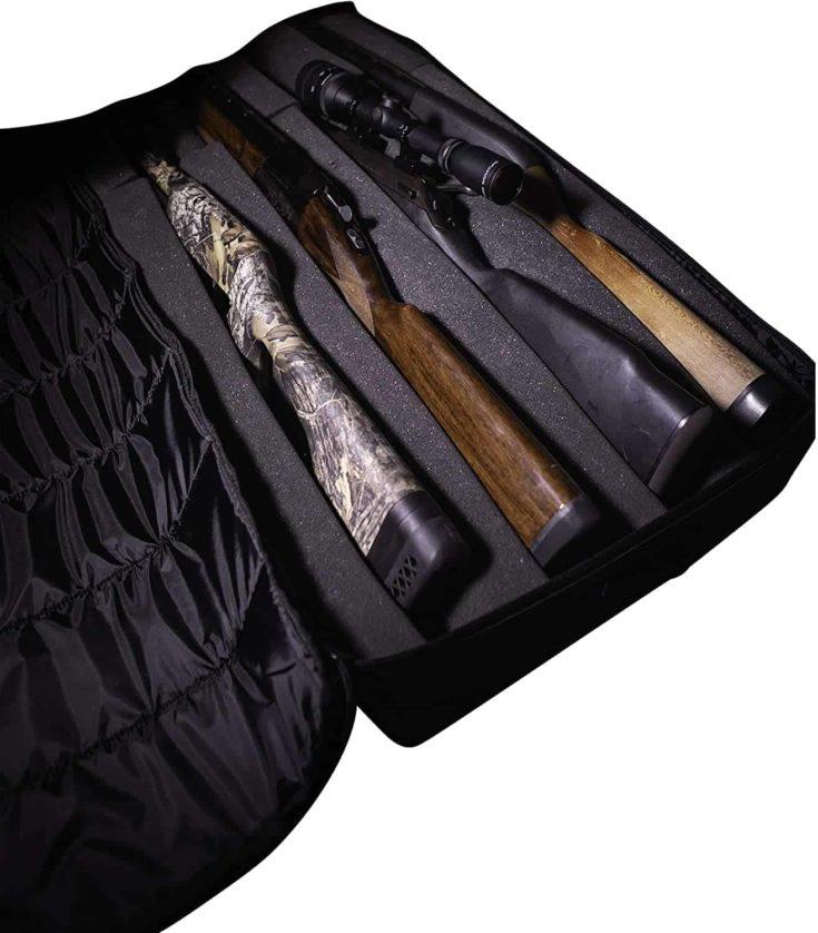 Allen Company Gun and Rifle Storage Case Locker