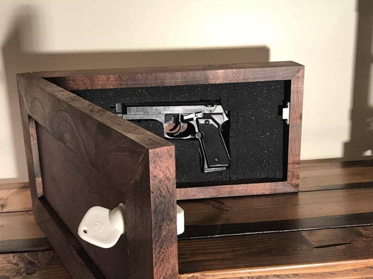 Hidden Gun Storage, Concealed Gun Safe