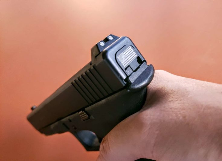 Hoding a PG Glock 31