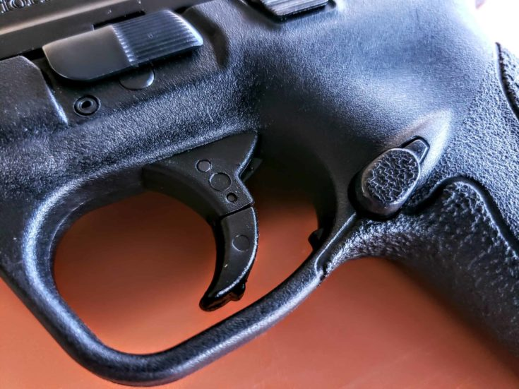 PG Smith and Wesson M&P Shield 9mm trigger