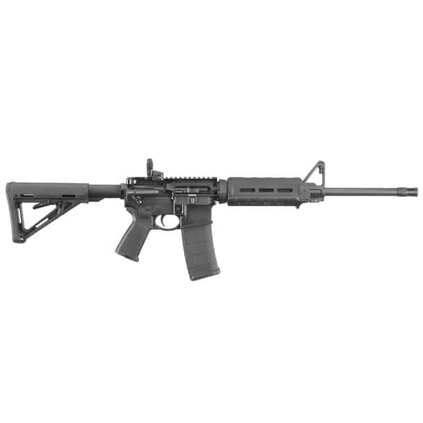 RUGER AR-556 223 Rem/5.56 NATO 16.1in 30rd Collapsible Stock Semi-Auto Rifle