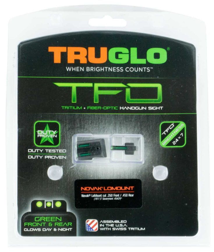 TruGlo TFO Sight for 1911